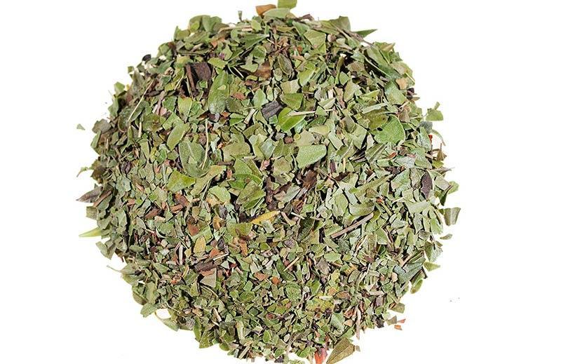 Сухие листья Толокнянки