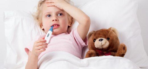 У ребёнка температура 39 – чем сбить и что это может быть?
