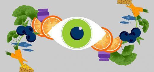 Топ-10 витаминов для глаз