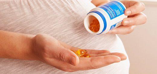 Самые лучшие витамины для беременных