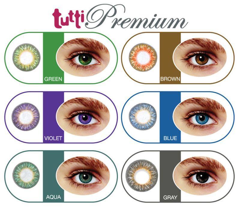 Линзы Tutti-Premium