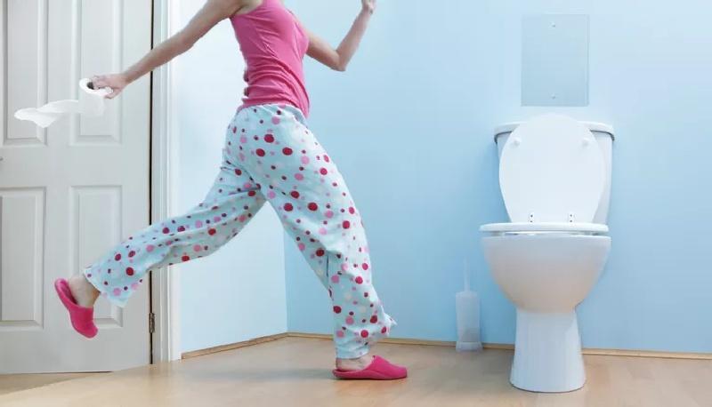 Учащённые позывы в туалет