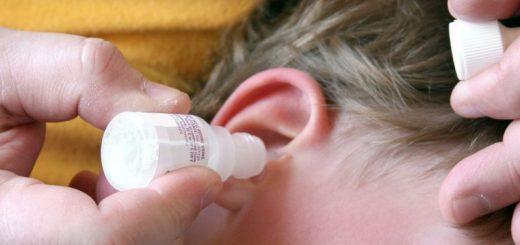 Лучшие ушные капли от боли в ухе