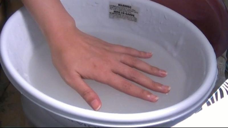 Ванночки для рук