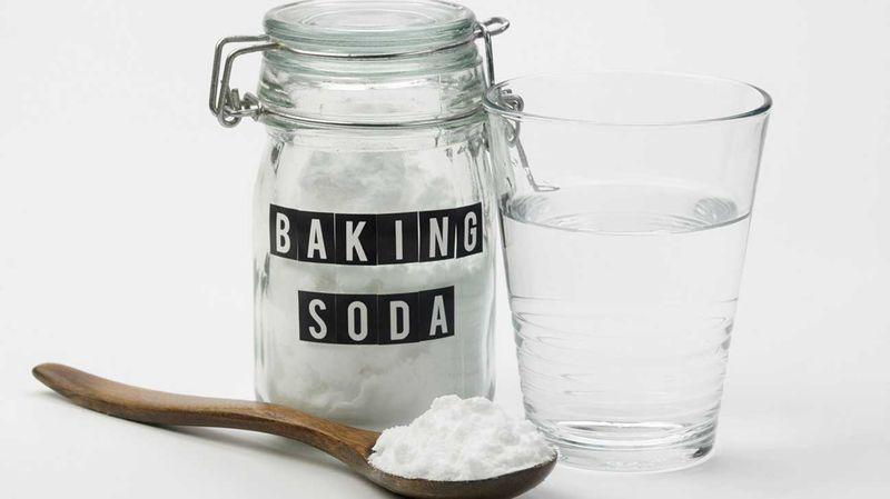 Вода и сода