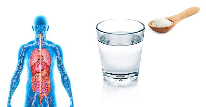 восстановление водно-солевого баланса