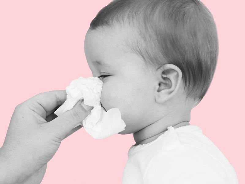 Заложен нос
