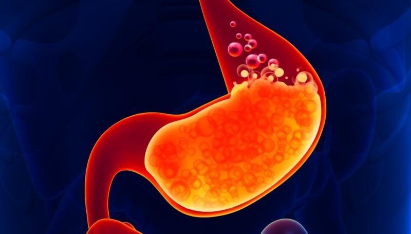 Причины и лечение желчи в желудке