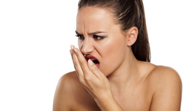 Зловония изо рта